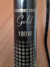 Аквариумный обогреватель AQUAEL Comfort Zone Gold 100Вт.