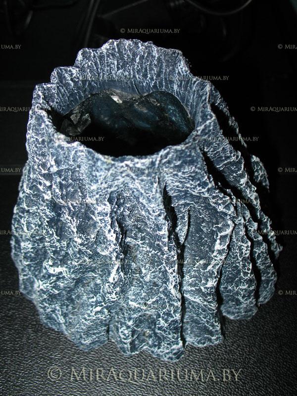 Декорации H2shОw от Hydor - Вулкан