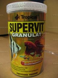 Серия кормов Supervit Granulat от Tropical