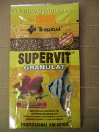 Пакет с кормом Tropical Supervit Granulat