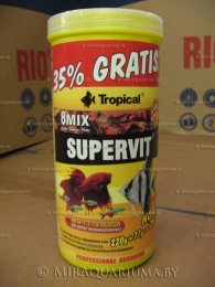 Банка корма Tropical SUPERVIT