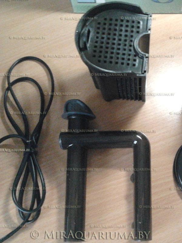 Составные части навесного фильтра VersaMax FZN