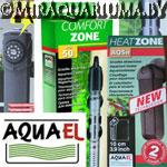 Обогреватели от AQUAEL серий EasyHeater, ComfortZone, HeatZone и NeoHeater