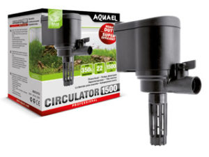Аквариумная помпа Aquael Circulator 1500