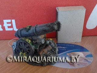 Penn-Plax - Пушка с ядрами, код RR553
