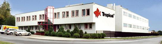 Офис компании Tropical в Польше
