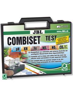 Набор тестов JBL для определения параметров воды.