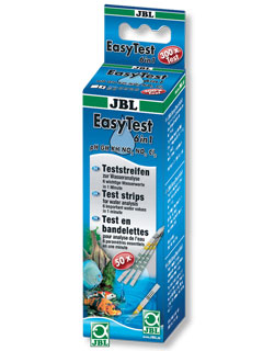 JBL тесты для определения параметров воды в аквариуме.