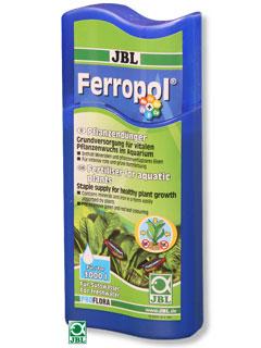 JBL Ferropol- удобрение для водных растений.