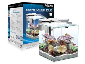 Nano Reef Duo - морской аквариум от компании Aquael.