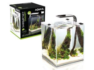 Shrimp Set Smart - аквариум креветочник от компании Aquael