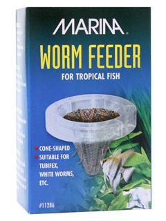 Кормушка для рыб HAGEN Marina Worm Feeder, код 11286