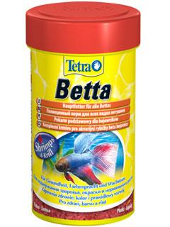 Корм Tetra Betta