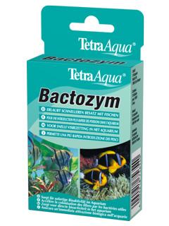 Тетра Бактозим, быстрый запуск аквариума