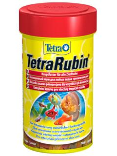 Корм Tetra в хлопьях для усиления окраски рыб