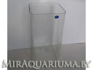 Стеклянный аквариум куб