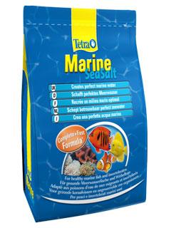 Соль для морского аквариума - Tetra Marine SeaSalt