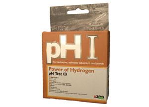 Капельные тесты для аквариума Azoo pH I