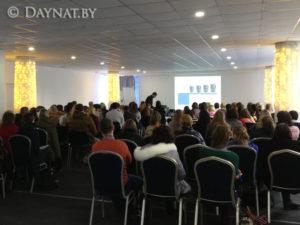 Фото участников семинара Тетра в Минске 2017г.