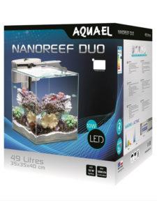 Nano Reef Duo - морской аквариум от компании Aquael