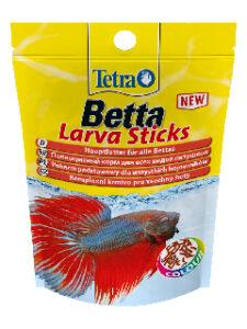 Корм Tetra Betta Larva Sticks фото