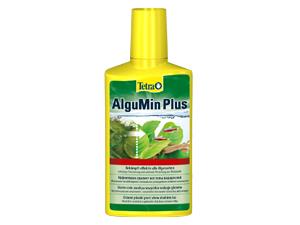 Средство Тетра АлгуМин против водорослей в аквариуме